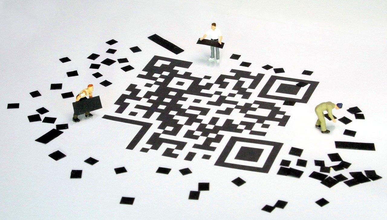 QRコードの作成方法